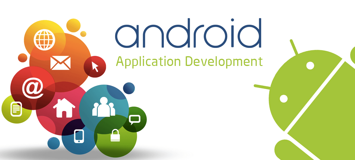 Android application development in Darjeeling
