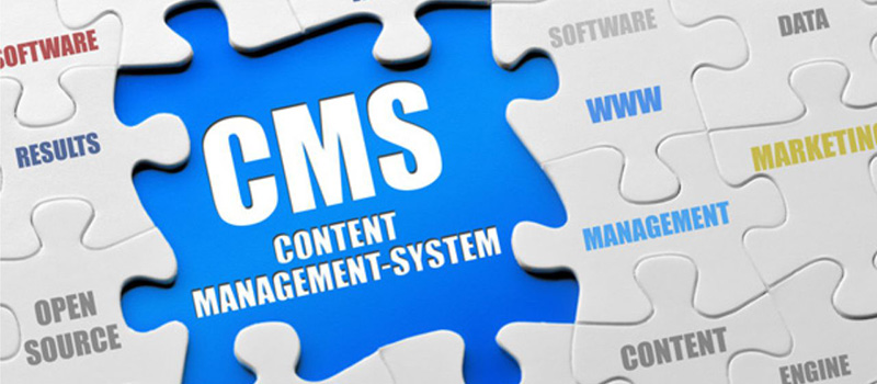 Content Management System in Mesa