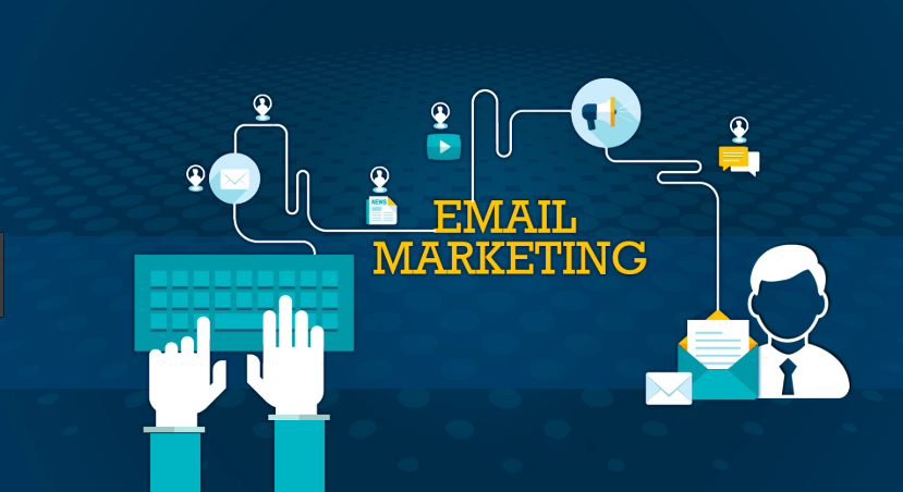Email Marketing in Nainital